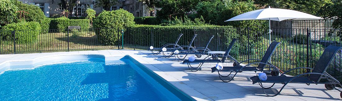 S�jour d�tente en villa de prestige Piscine - Chambres spacieuses - Parc arbor�